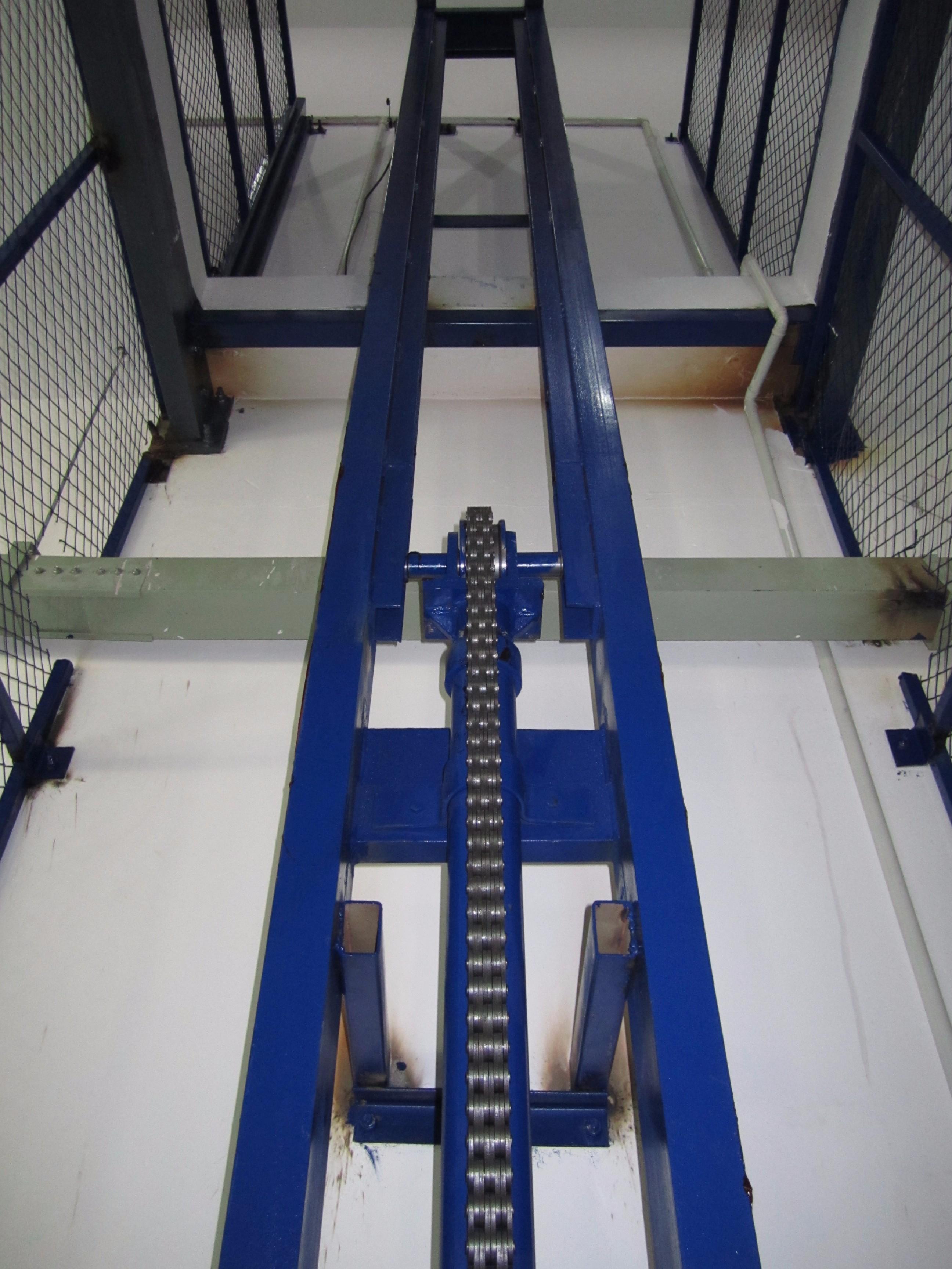 南充导轨式升降机链条