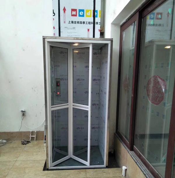 成都别墅电梯